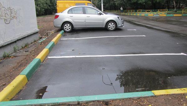 Щелковский район вошел вчисло лидеров посозданию парковочных мест